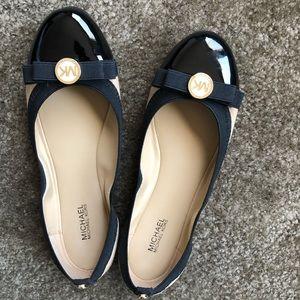 Michael Kors Ballerina Flats. Never worn